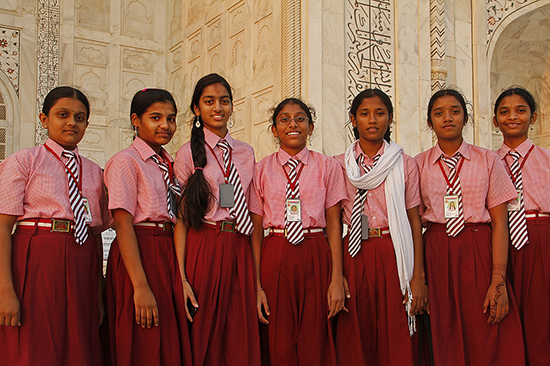 School Uniform India